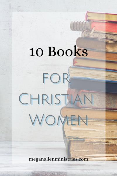 books for Christian women