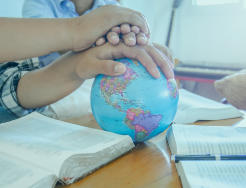 How to Pray for the Nations with Your Kids