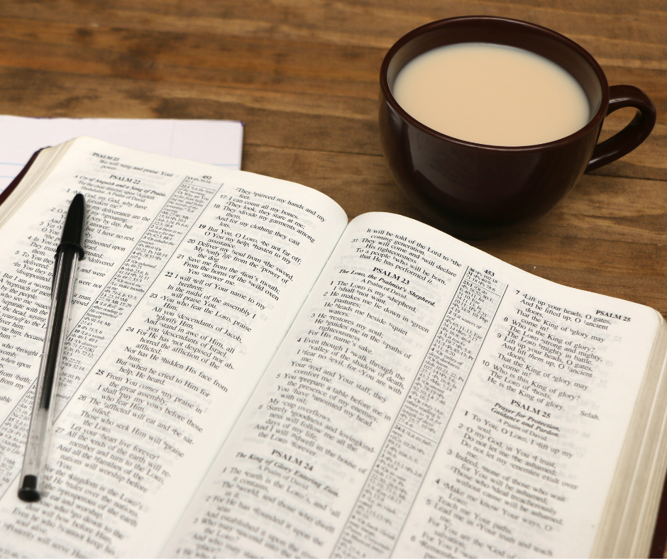 5 Steps to Chapter Bible Study