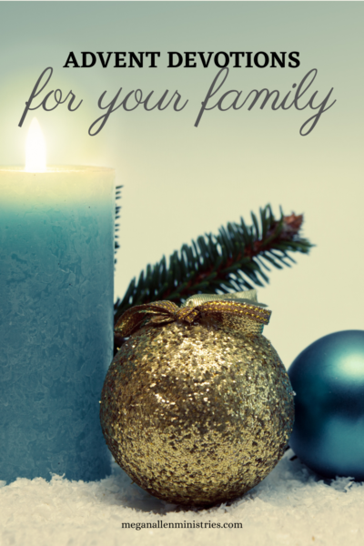 Advent Devotions for Your Family