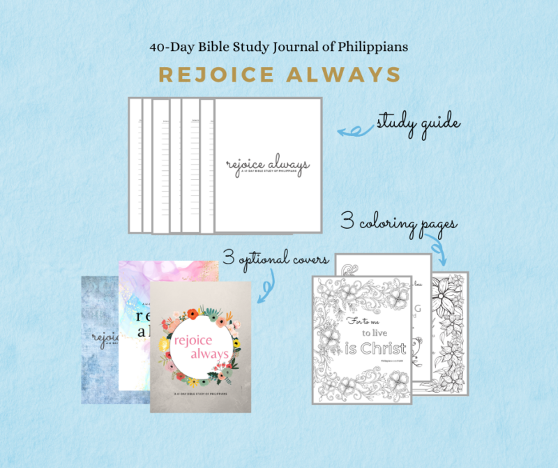 Bible study of Philippians