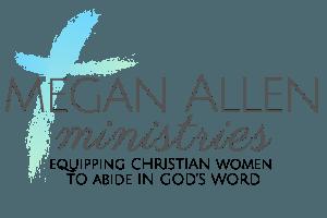 Megan Allen Ministries Logo