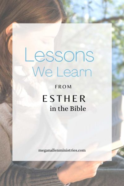 Who Was Esther in the Bible